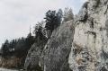 «Спины» (Скалы у дублёра реки Вагран)