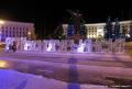 Ледовый городок в соседнем Краснотурьинске