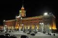 Зимний Екатеринбург. Мэрия.
