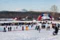 Зимний праздник в посёлке Черёмухово