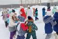 Праздник закрытия новогодней ёлки в Черёмухово