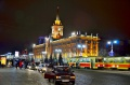 Замёрзший Екатеринбург