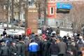 Митинг трёх профсоюзов СУБРа