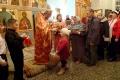 Светлый праздник Пасхи в храме Петра и Павла