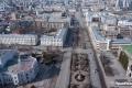 Опустевший Екатеринбург