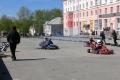 Гонки на площади