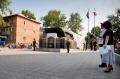 Открытие памятника землякам, погибшим в Афганистане и Чечне