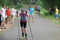 На лыжероллерной дистанции