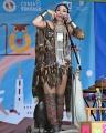 На  этнографическом празднике-фестивале народности манси «Старик-Филин».