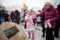 Закладка Камня строительства Георгиевского парка
