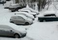 Снежный ноябрь