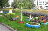 Что ни двор, то сад (рис.1)